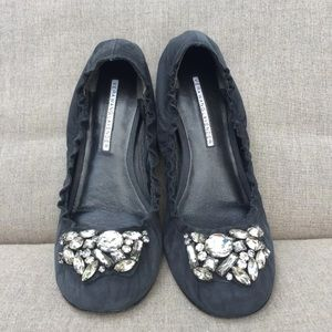 Vera Wang Lavender Label Ballet Flats